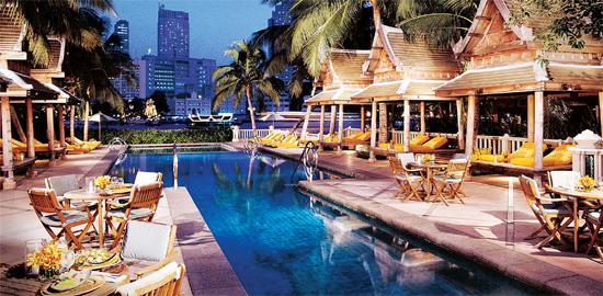 Lågprisflyg och billiga lyxhotell är en underbar kombination