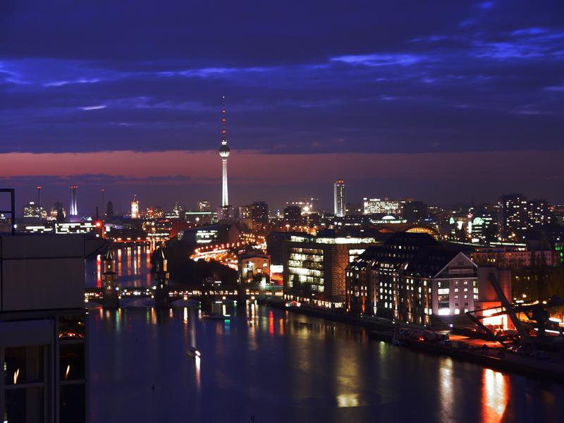 Ta lågprisflyg till Berlin över en weekend