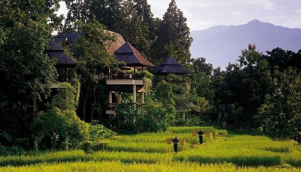Upptäck Chiang Mai med inrikes lågprisflyg i Thailand