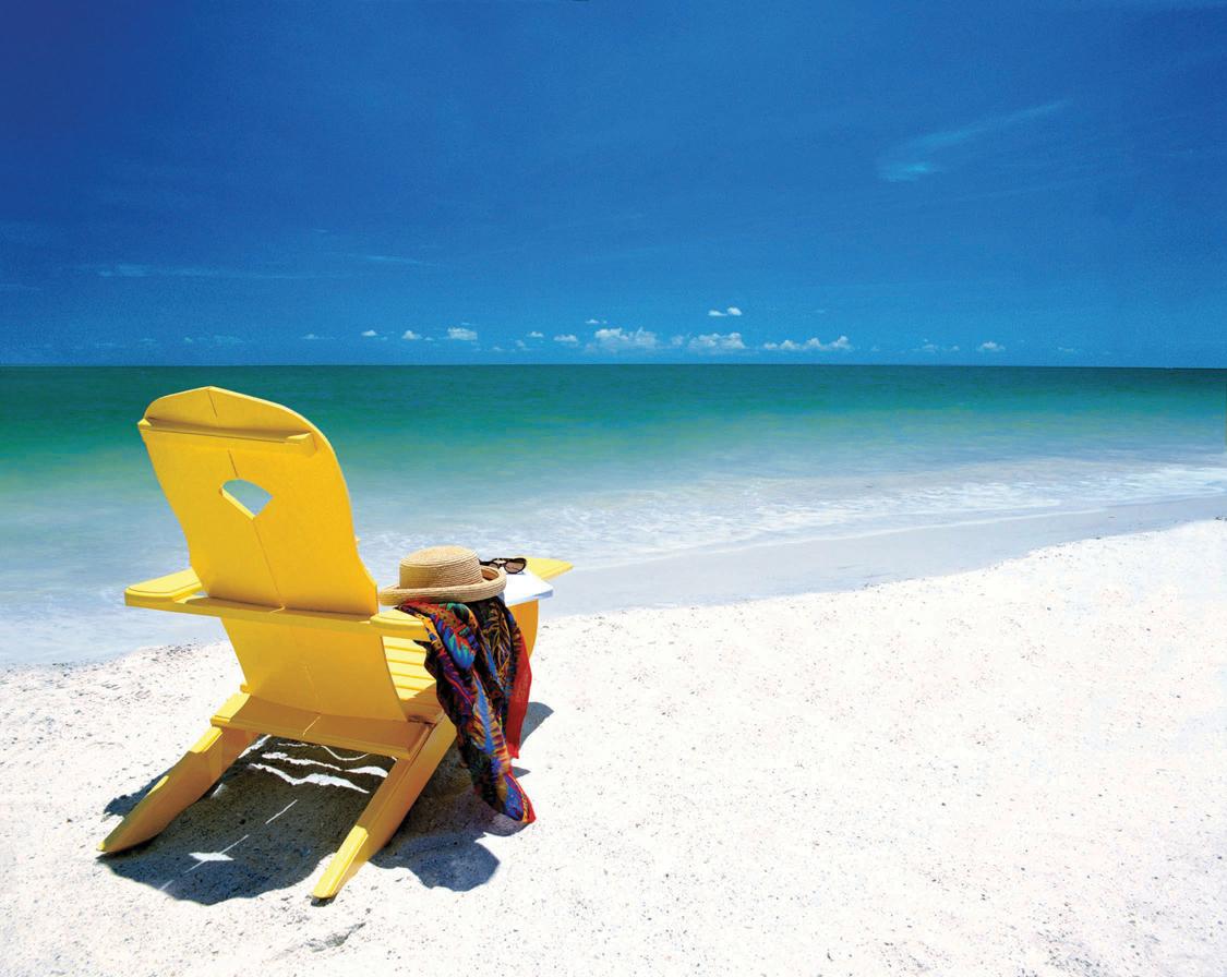 Här vill jag sitta i sommar... och resten av året!