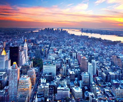 New York är ett spännande alternativ med lågprisflyg