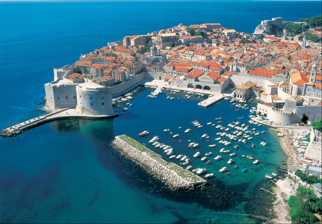 Dubrovnik har allt man kan önska sig på semestern