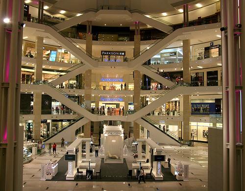 Att bo, äta och shoppa i Kuala Lumpur är billigt