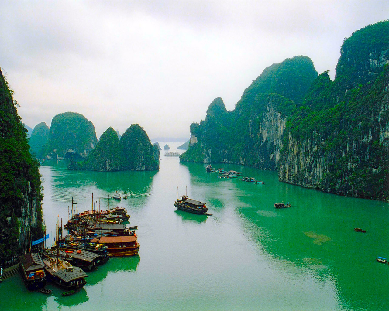 Underbara Vietnam