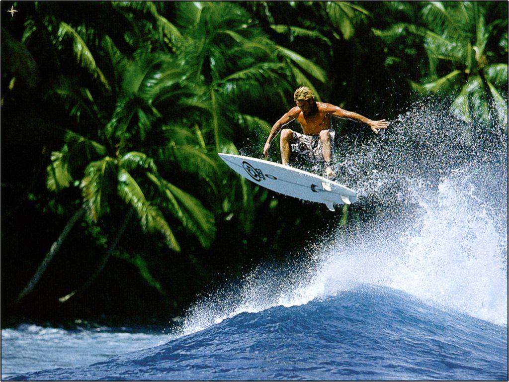 För surfare är Bali en dröm