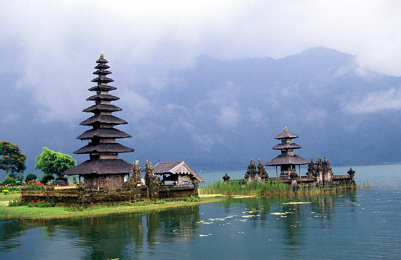 Bali har en härlig mix av natur, kultur och äventyr