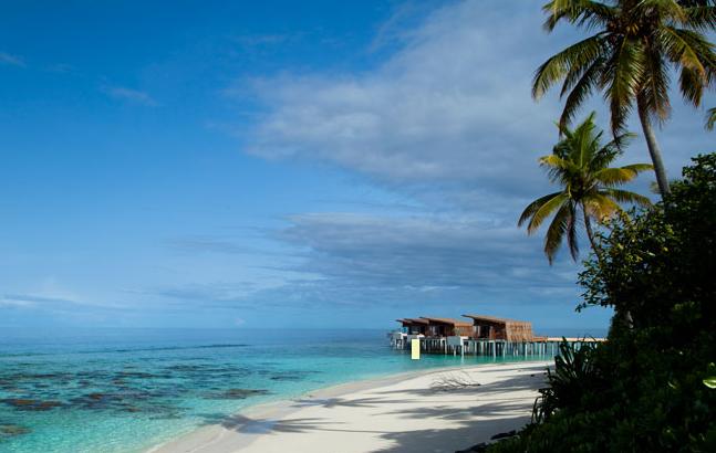 Alila Villas Hadahaa på Maldiverna