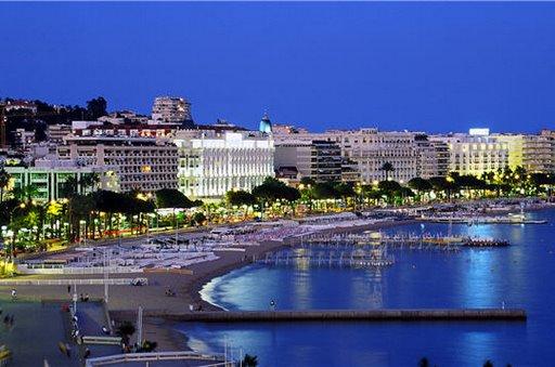 Cannes är både mysigt och trevligt