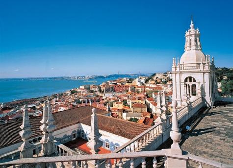 I Lissabon finns allt för alla