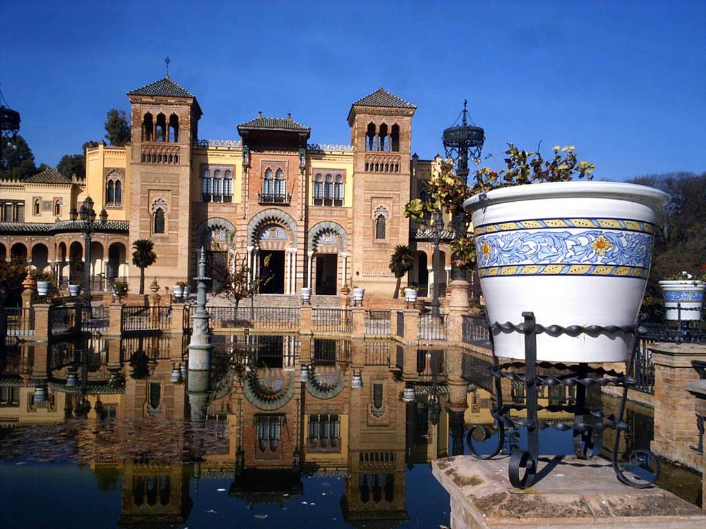 Upptäck vackra Sevilla