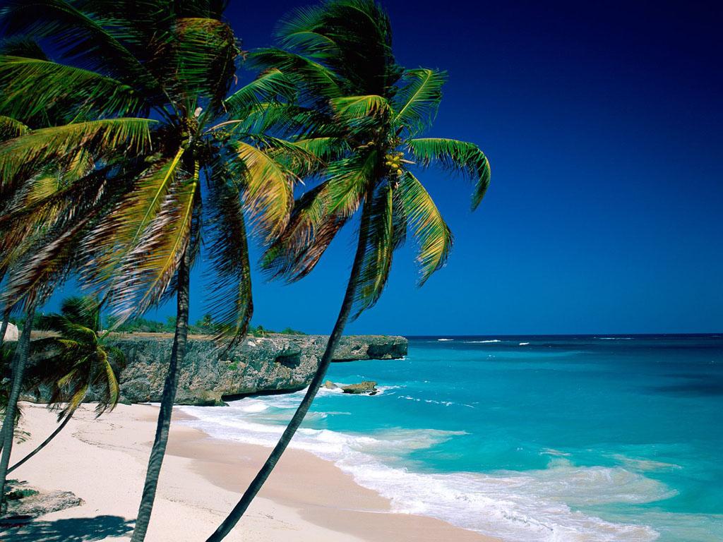Barbados erbjuder magiska stränder - utan andra människor
