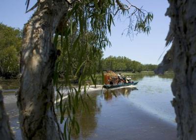 Safari med båt