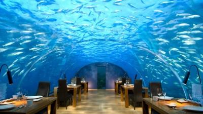 Undervattensrestaurang
